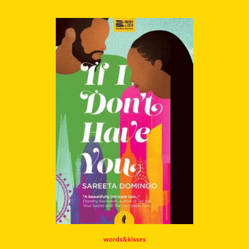 If I Don't Have You by Sareeta Domingo