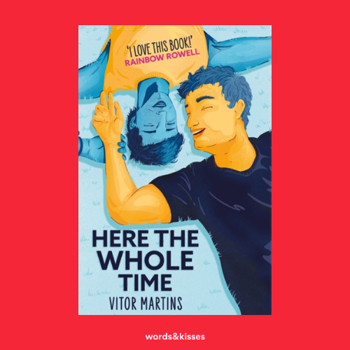 Here the Whole Time by Vitor Martins
