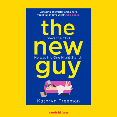 The New Guy by Kathryn Freeman