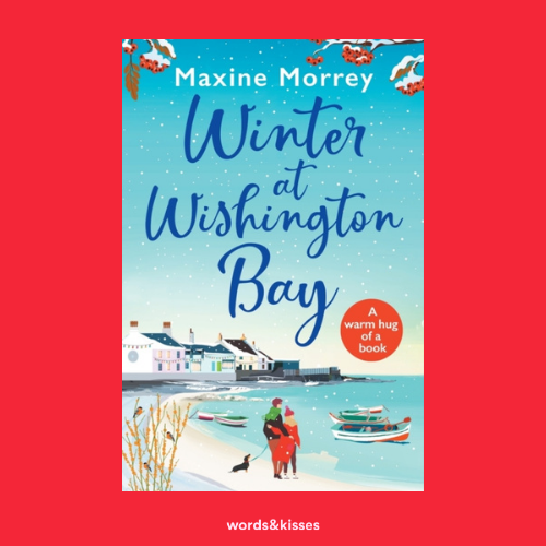 Winter at Wishington Bay by Maxine Morrey