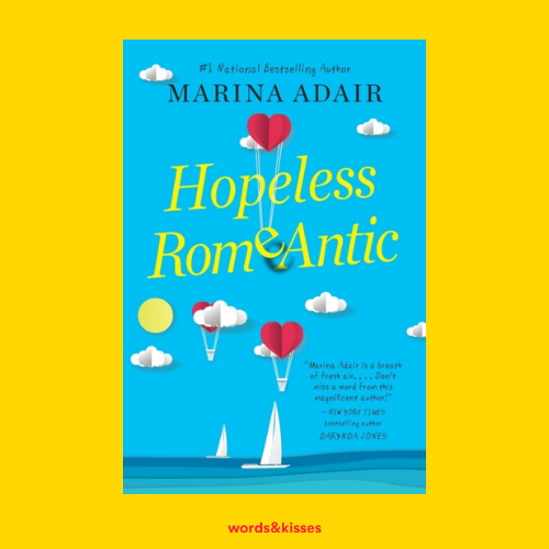 Hopeless Romantic by Marina Adair (When in Rome #2)