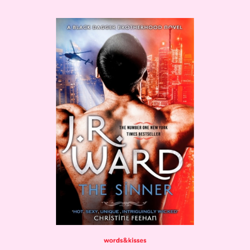 The Sinner by J. R. Ward (Black Dagger Brotherhood)