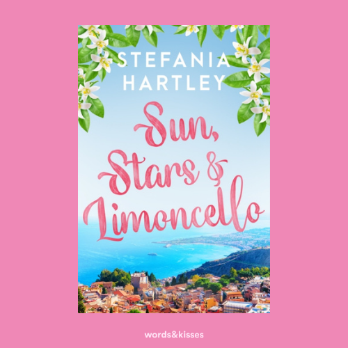 Sun, Stars and Limoncello by Stefania Hartley