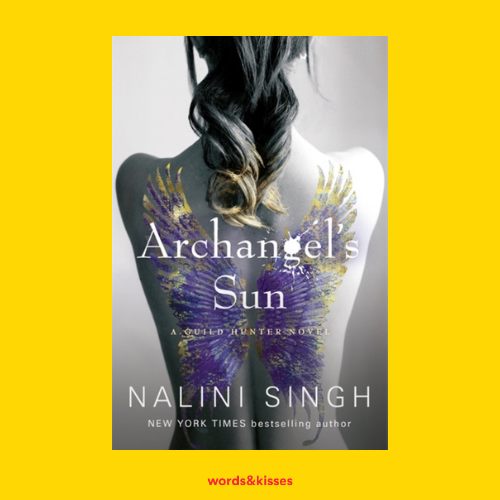 Archangel's Sun by Nalini Singh (Guild Hunter #13)