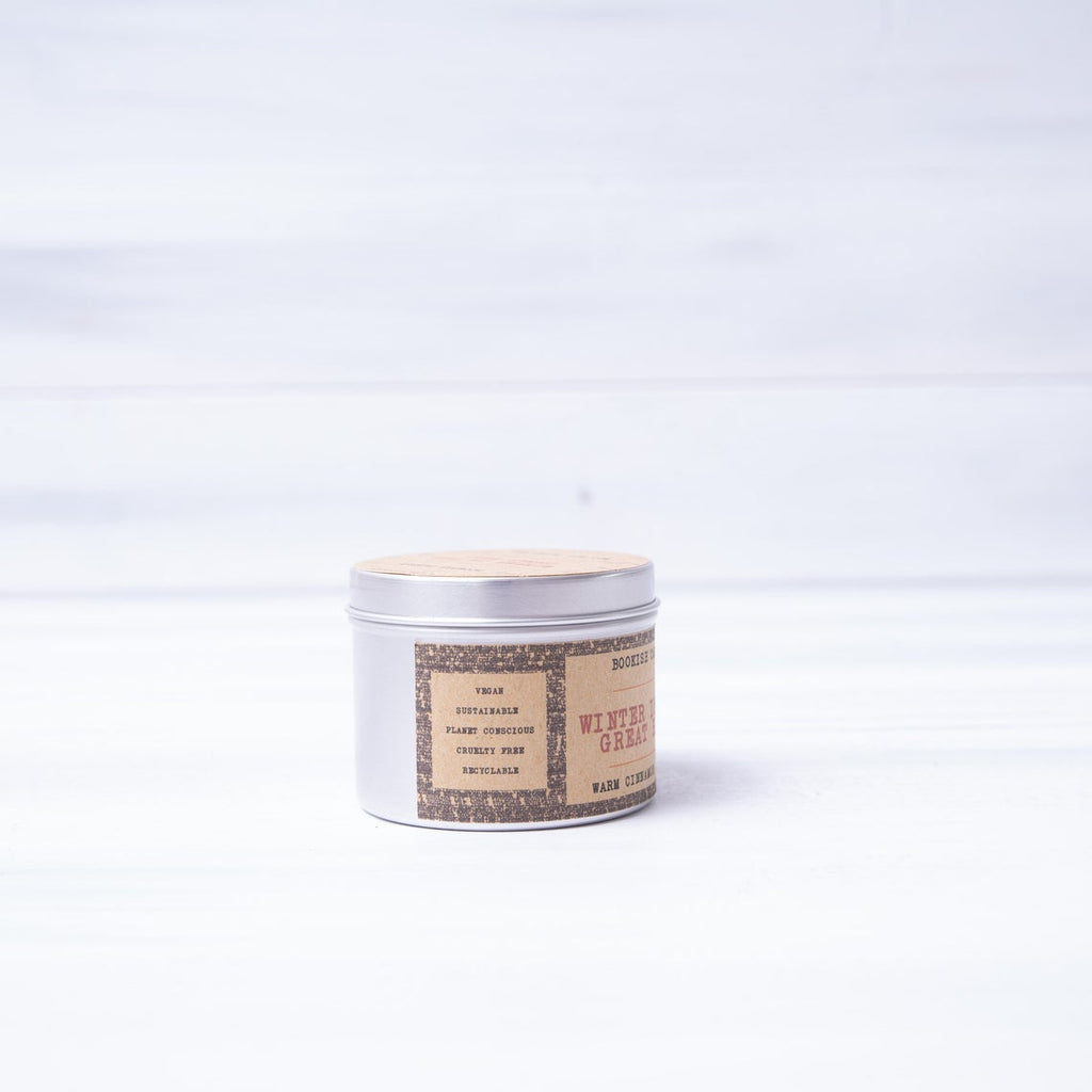 'Winter In The Great Hall' Bookish Candle