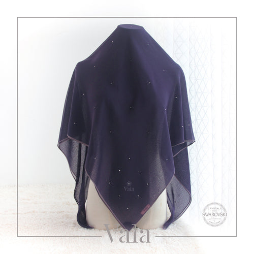 BAWAL MINI 60 DOTS (001 CRYSTAL) OPERA NIGHT