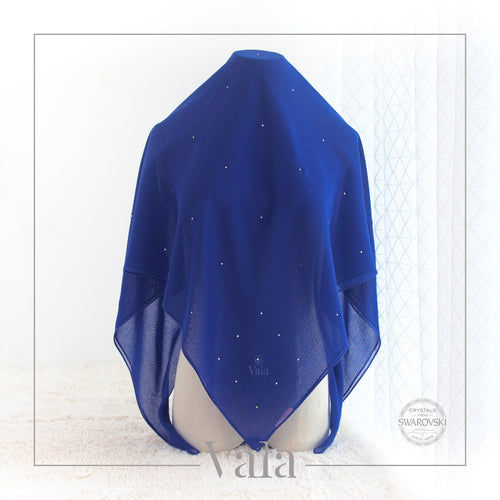 BAWAL MINI 60 DOTS (001 CRYSTAL) TREMONT BLUE - Tracync.com