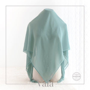 BAWAL MINI 60 DOTS (CAB) SHADOW GREEN - Tracync.com