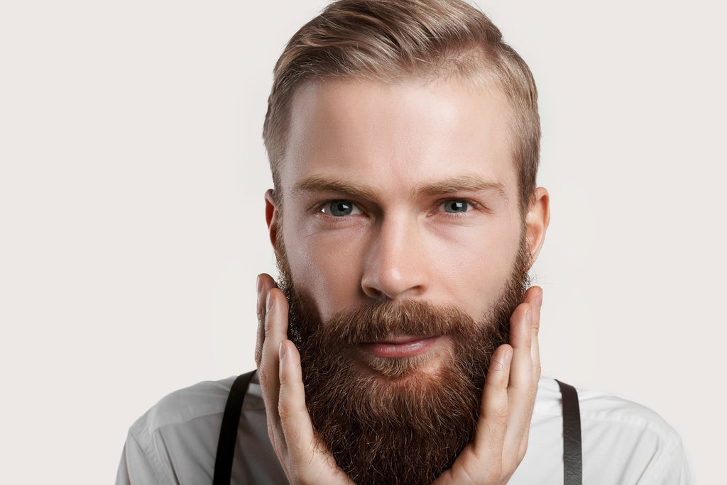 3 Ways to Get Rid of a Dry Beard Once and for All | Anchors Aweigh Hair Co.