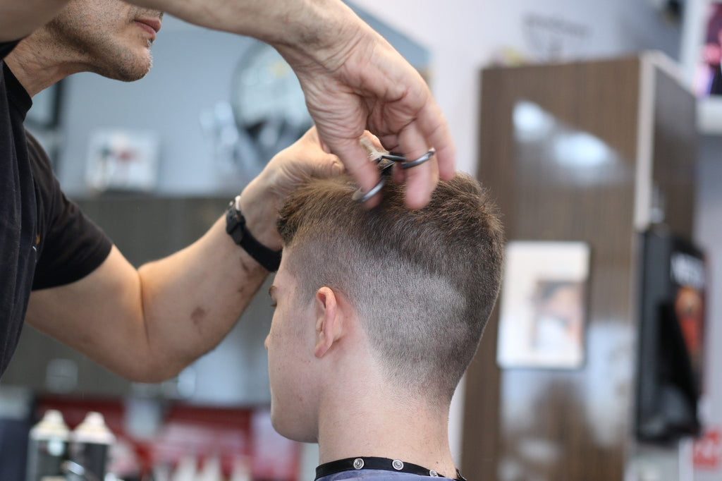 5 Styling Tips for Men With Thin Hair | Anchors Aweigh Hair Co.