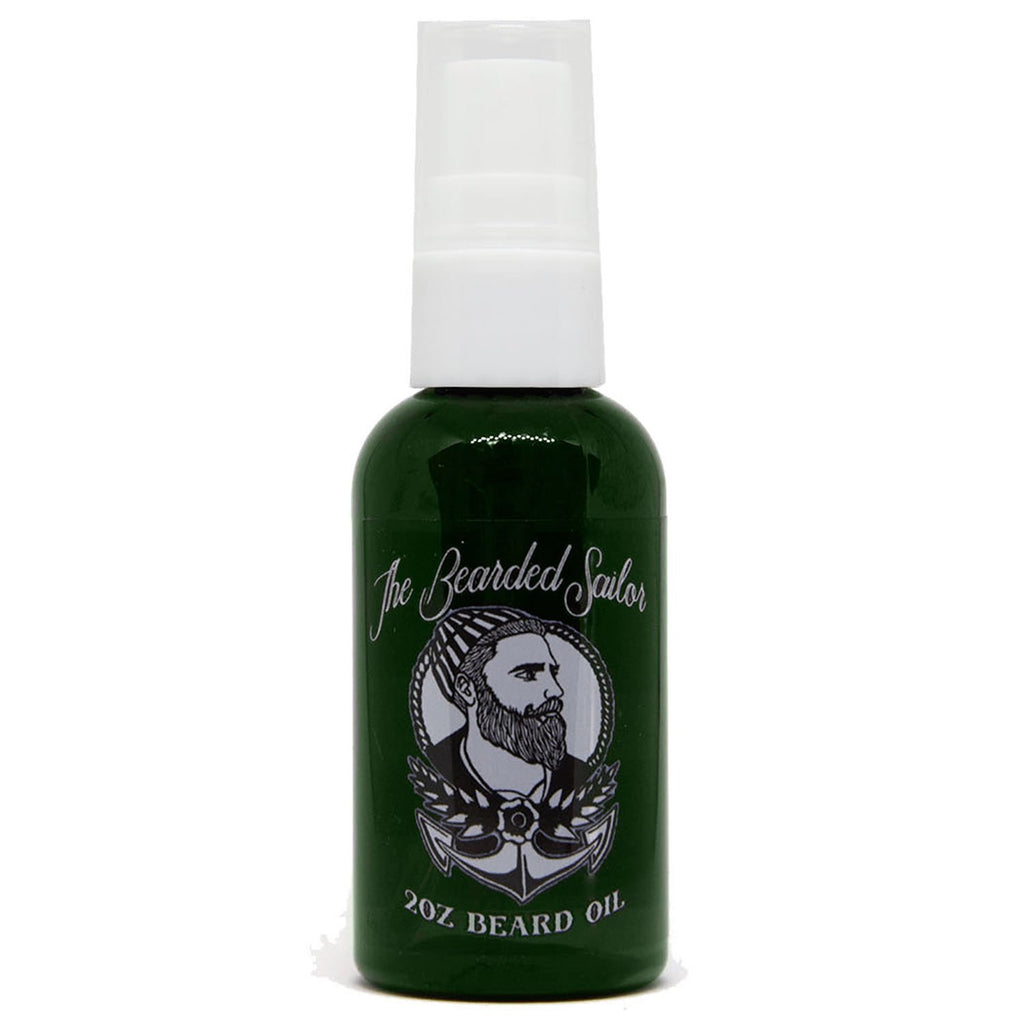 Beard Oil - Anti Fungal // Earthy Fresh // Beard Care - Anchors Aweigh Hair Co.