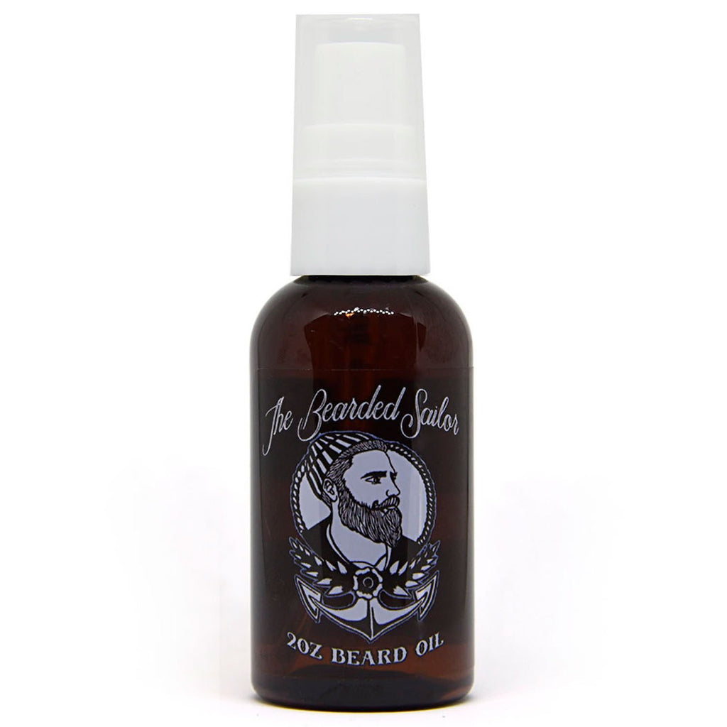 Beard Oil - Conditioner // Spicy Vanilla // Beard Care // - Anchors Aweigh Hair Co.