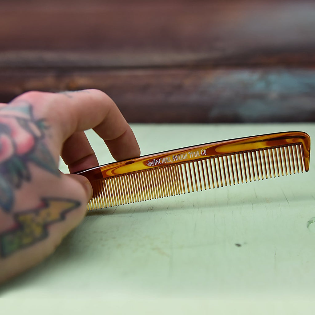 Hair and Beard Combs. - Anchors Aweigh Hair Co.