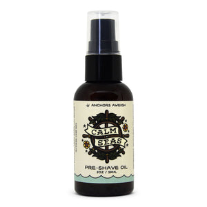 Pre Shave Oil // Soothing // Anti Bacterial