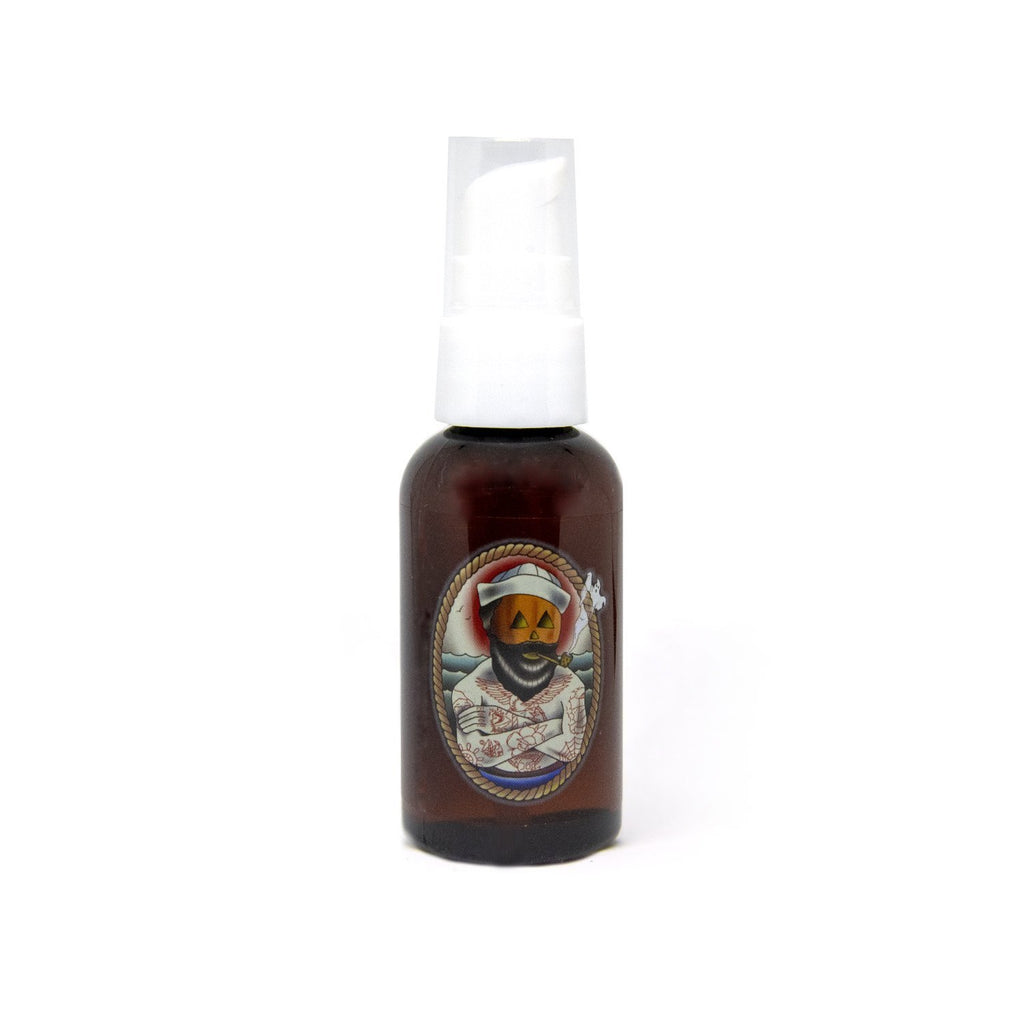 Pumpkin Marshmallow Beard Oil - Anchors Aweigh Hair, Skin, and Shave Co.