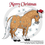 Palomino Christmas Card Pack  - PRE ORDER - FREE SHIPPING