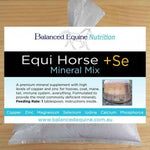 Equi Horse +Se mix (formerly known as Hoof Rescue +Se) INCLUDES SHIPPING