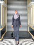 Dang Anum Wrap (Dark Grey)