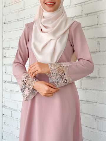 Lateefah Sulam (Dusty Rose)