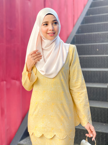 Teratai Klasik (Light Yellow)