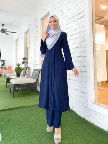 Permahsuri Kebaya (Midnight blue)