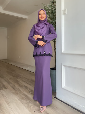Balqis Klasik (Purple)