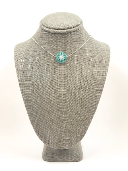 Turquoise and Moonstone Layering Necklace