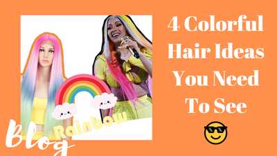 4 Colorful Hair Ideas You Need To See