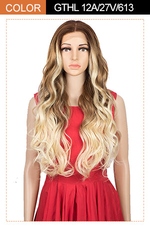 Easy 360 Synthetic Lace Front Wig | 28 Inch Body Wave | Grace by Noble