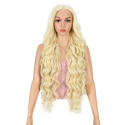 Super L-Deep丨Synthetic Lace Wig (Part Lace)40 Inch丨613 - Noblehair