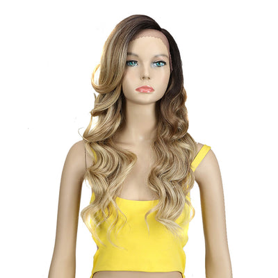 Taylor丨Synthetic Lace Wig (Part Lace)23 Inch丨TTPN4/T30/16/613A - Noblehair