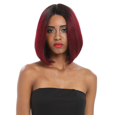 NOBLE Virgin hair Lace Front BOB Wigs | 150% Density Human Hair Wigs for Black Women | LYNA - Noblehair