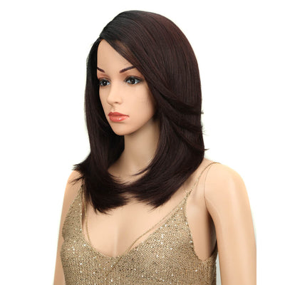 Mandy丨Synthetic Lace Wig (Part Lace)19 Inch丨TT1/27N - Noblehair