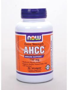 AHCC Extra Strength 750 mg 60 vcaps