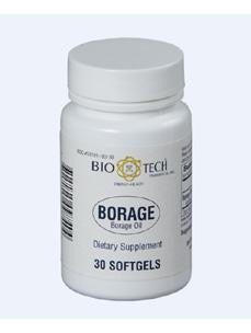Borage 30 softgels