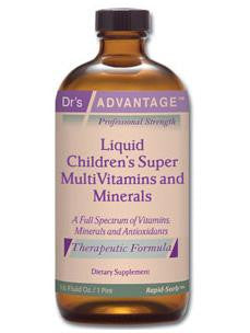 Childrens Super MultiVit &Min 16 oz