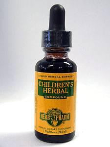 Children's Herbal Compound 1 oz