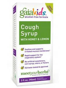 Bronchial Wellness For Kids 3 oz