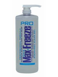 Max-Freeze Pro Pump Clear 32 oz