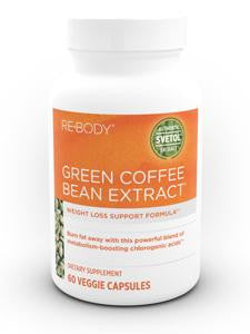 Green Coffee Extract w/ Svetol® 60 vcaps