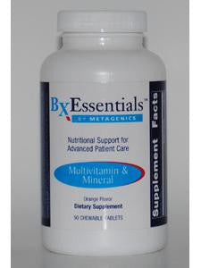 BariatrX MultiVitamin/Mineral Orange 9