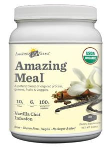 Amazing Meal Vanilla Chai 26.4 oz