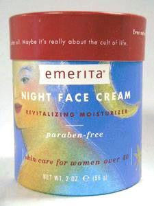 Night Face Cream 2 oz