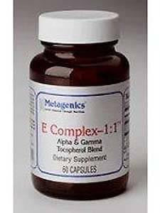 E Complex-1:1 60 softgels