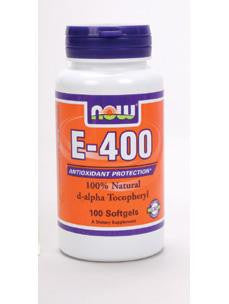 E-400 100 softgels
