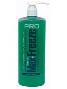 Max-Freeze Pro Pump Green 32 oz