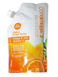 Big Squeeze Tropical Orange Nectar 16 oz