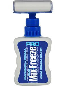 Max-Freeze Pro Wide Roller Clear 3.75 oz
