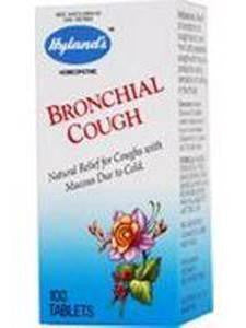 Bronchial Cough 100 tabs