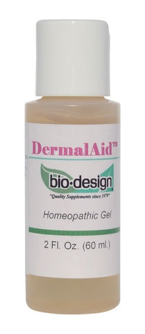 DermalAid Homeopathic Gel 2 oz